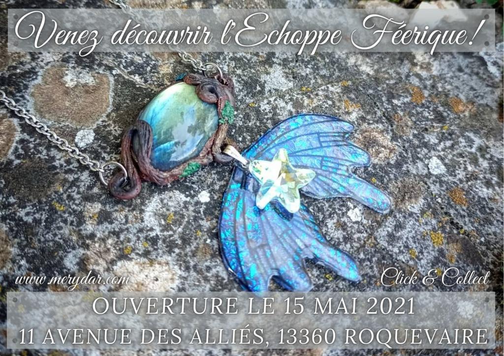 Bijoux elfiques et féeriques